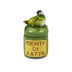 "Scatoline Denti da Latte Rana"""""
