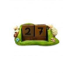 Calendario Perpetuo Pecora
