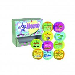Serie 50 pz saponi 20 gr dei Memo