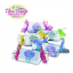 Serie 10 pz saponi Tocco Vintage