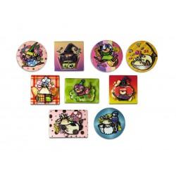 Serie 20 pz magneti in ceramica
