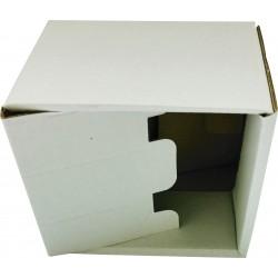 Scatola in cartone per tazza personalizzata (solo scatola)