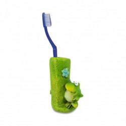 porta spazzolino pc rana