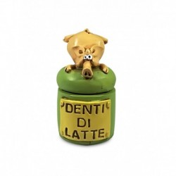 """Scatoline Denti da Latte Maiale"""""""""""